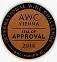 AWC Vienna 2014 seal of approval