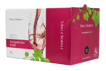 Zweigeltrebe rose 5 l BAG IN BOX